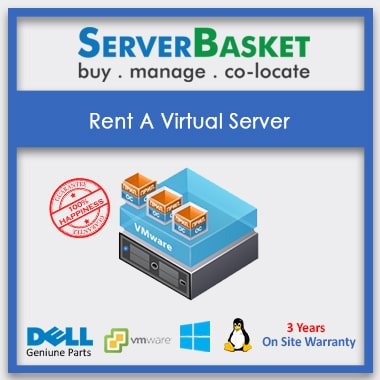 Rent A Virtual Server from Server Basket, Rent Virtual Server for Cheap Price Online