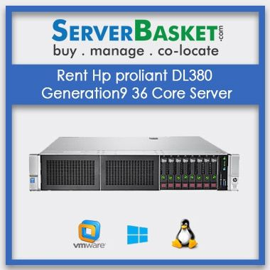 Buy HP Storage Server Rentals In India