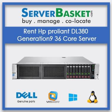 Buy HP Storage Server Rentals In India