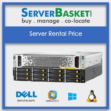 Server Rental In India , Server Rentals In India