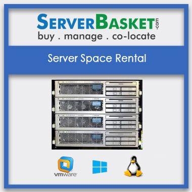 Buy Server Space On Rental In India