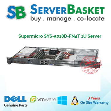 Supermicro SYS-5018D-FN4T
