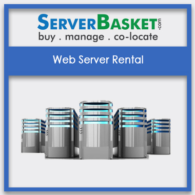 Buy Web Server Rental In India