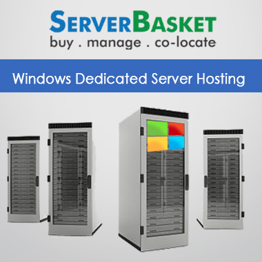 Buy Windows Dedicated Server Hosting Delhi at Cheap price online at Server Basket