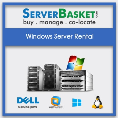 Buy Windows Server Rental In India