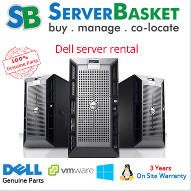 Dell Power Edge Server Rental