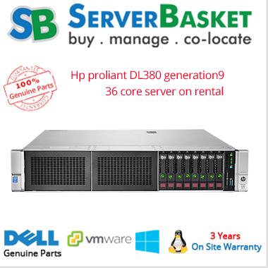 HP Storage Server Rentals