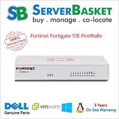 Fortinet Fortigate 51e Firewalls At Low Price Network