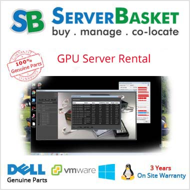 High End-GPU Rental Servers