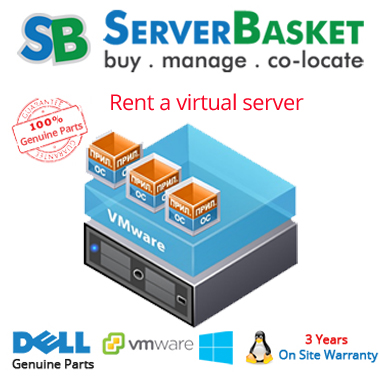 Virtual servers On Rent