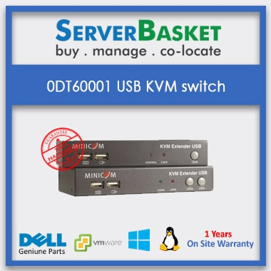 Purchase 0DT60001 USB KVM Switch at Server Basket Portal