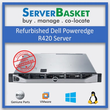 Dell PowerEdge R420, Dell PowerEdge R420 Server