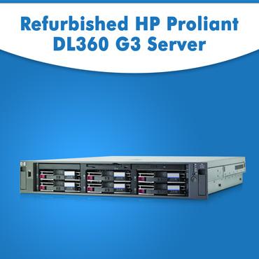 Refurbished HP Proliant DL360 G3 Server