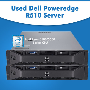 Used aPoweredge R510 Server