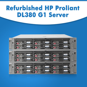 Refurbished HP Proliant DL380 G1 Server