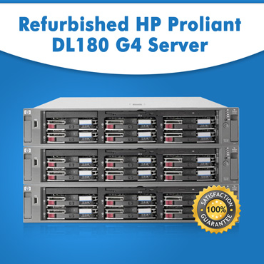 Refurbished HP Proliant DL180 G4 Server
