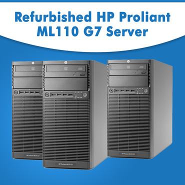 Refurbished HP Proliant ML110 G7 Server