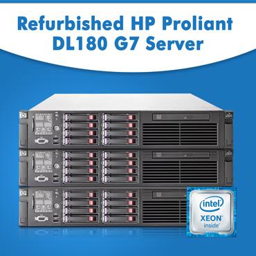 Refurbished HP Proliant DL180 G7 Server