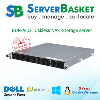 Diskless Nas Storage Server