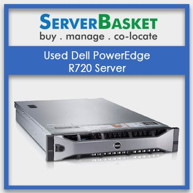 dell R720, Used Dell PowerEdge R720 Server at Best price in India, Used Dell PowerEdge R720 Server at lowest price in India