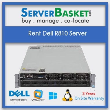Dell R810 Server Rental Service In India