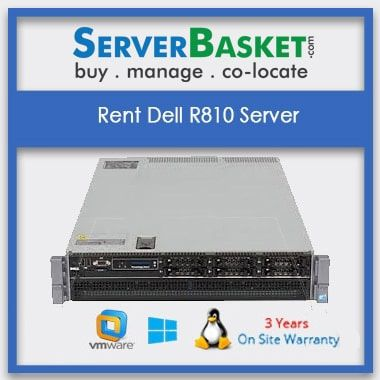 Dell R810 Server Rental Service In India