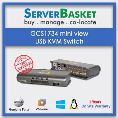 Buy GCS1734 4-port KVM Switch Online