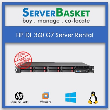 HP DL360 G7 Server on Rental,HP DL360 G7 Server on Rental
