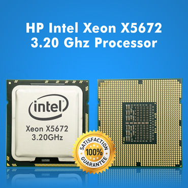 HP Intel Xeon X5672 3.20 Ghz Processor