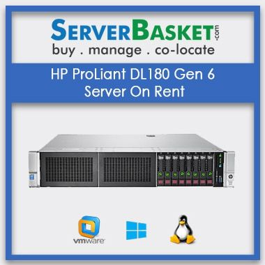 Buy HP DL180 Server In India