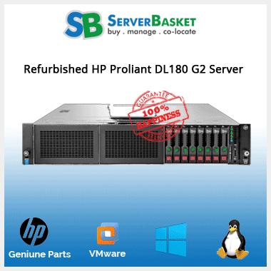 HP DL180 G2