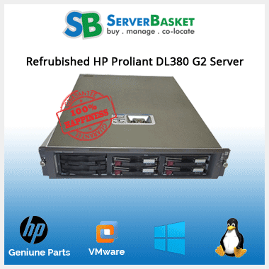 Buy Cheap Second Hand Hp Proliant Dl380 G2 Server India