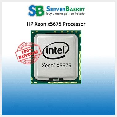 hp xeon 5675 processor