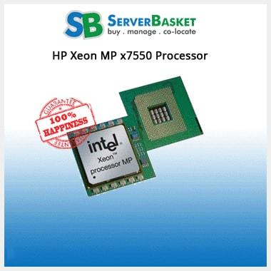 HP Xeon MP X7550 2 GHz Processor   HP Xeon MP CPUs