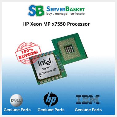HP Xeon MP x7550 processor