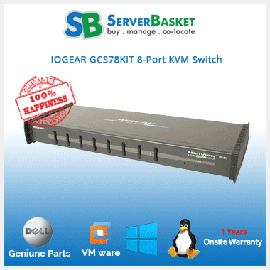 IOGEAR MiniView GCS138 KVM