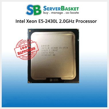 Intel Xeon E5-2430L 2.0GHz processor | Buy Intel Xeon CPUs Online