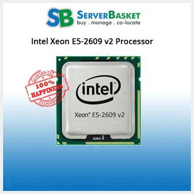Intel Xeon E5-2609 v2 2.5 GHz Processor | Intel xeon E5-2609 CPUs Online