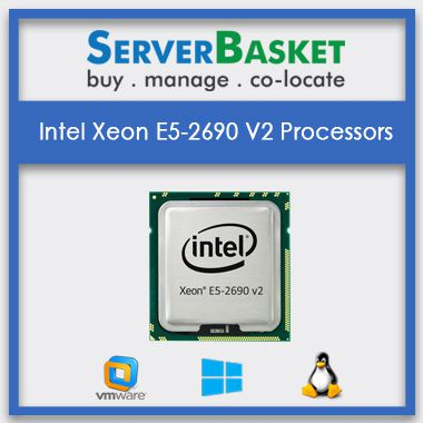Intel Xeon e5-2690 v2 Processor