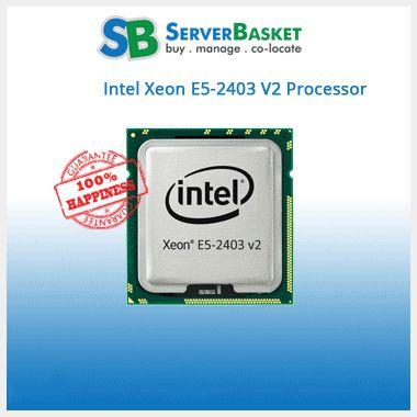 Intel Xeon E5-2403 v2 processor