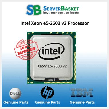 Intel Xeon e5-2603 v2 Processor