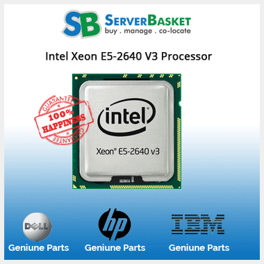 Buy Intel Xeon e5-2640 v3 Processor online at Server Basket at Lowest Price