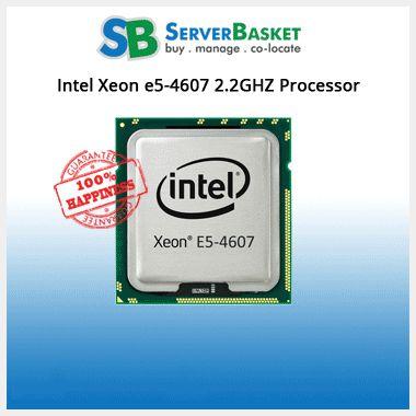 Intel Xeon e5-4607 2.2GHZ Processor