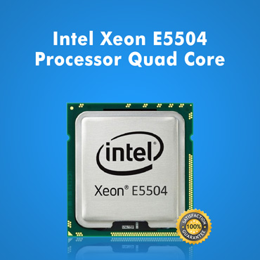 Intel xeon e5504 Processor Quad Core