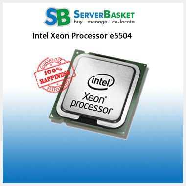 intel Xeon e5504 processor | Intel Xeon Processor | Intel CPUS Online from Server Basket