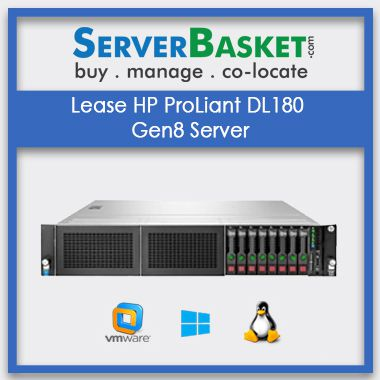 Buy HP ProLiant DL180 Gen8 Server In India