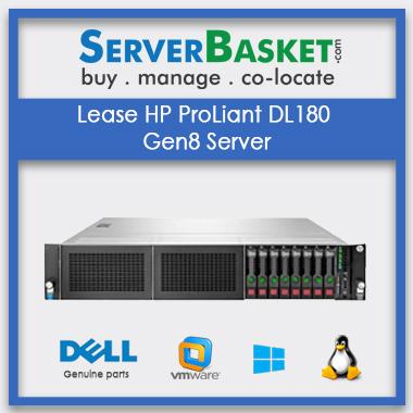 Buy HP ProLiant DL180 Gen8 Server In India