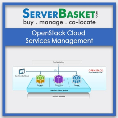 Buy OpenStack Cloud Services Management In India