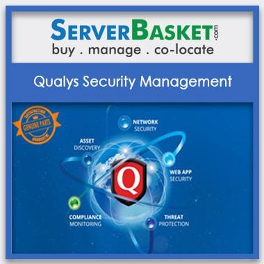 Buy Qualys Security Management In India