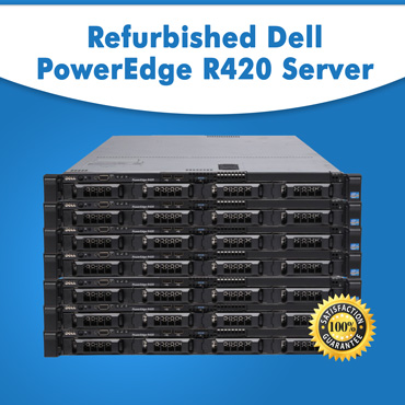 Refurbished Dell PowerEdge R420 Server